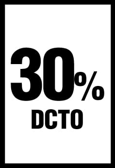 Sale 30 off mundo unico