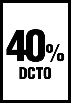 Sale 40 off mundo unico