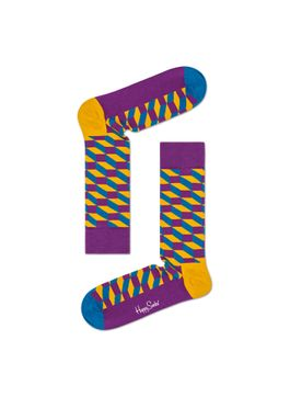 MEDIA-CASUAL-FILLED-OPTIC-SOCK-MULTICOLOR