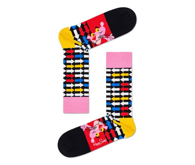 MEDIA-CASUAL-PINK-PANTHER-JET-PINK-MULTICOLOR